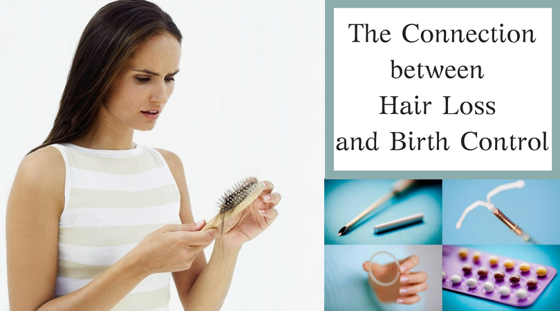 Hair loss and birth control